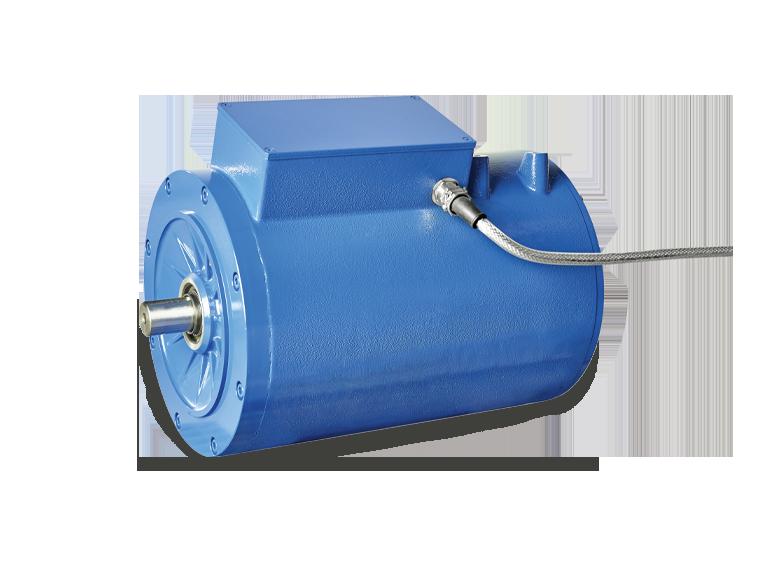 Flüssigkeitsgekühlte Synchrongeneratoren IP 65