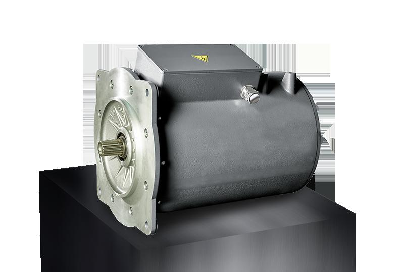 EME Produkte auf Box Flüssigkeitsgekühlte Synchrongeneratoren