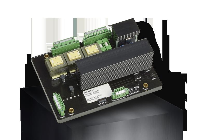 EME Produkte auf Box Digitaler Spannungsregler RD400