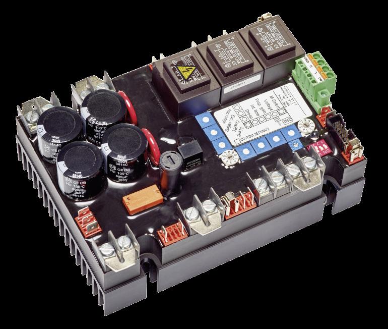 Digitaler Spannungsregler RD500