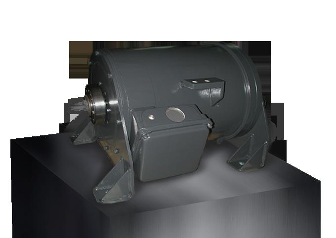 EME Produkte auf Box Permanterregter Synchrongenerator